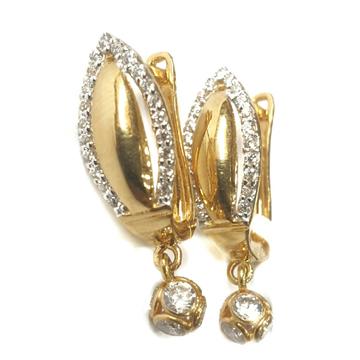 18K Gold Earrings MGA - GB0018