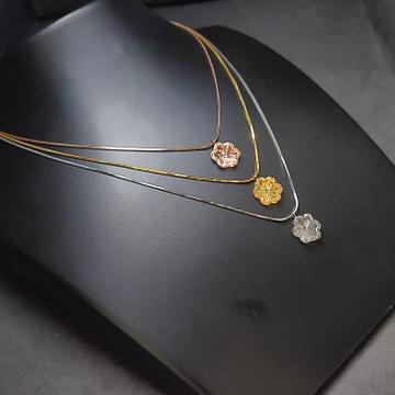 Delicate Chain Pendant
