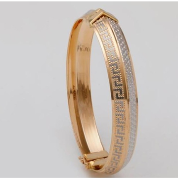 22 kt 916 gold gents kada by