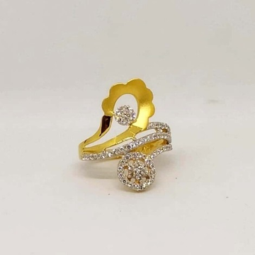 22 k Gold Ring. NJ-R01000