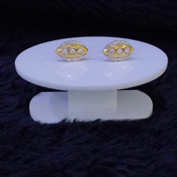22KT/916 Yellow Gold Eshal Earrings For Women