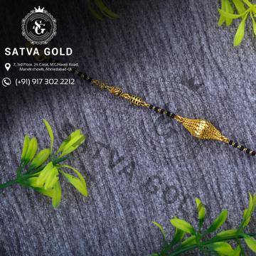 916 Gold Bracelet SGB 19