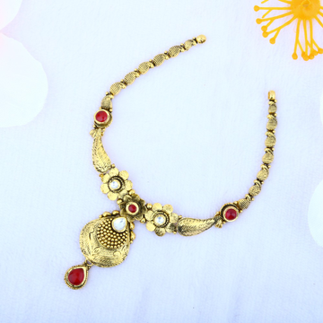 916 Gold Antique Set STG - 0085
