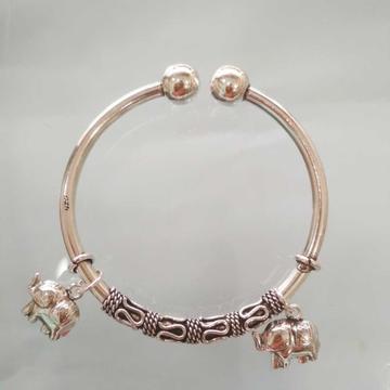 92.5 sterling silver designer baby bracelet NJ-B023