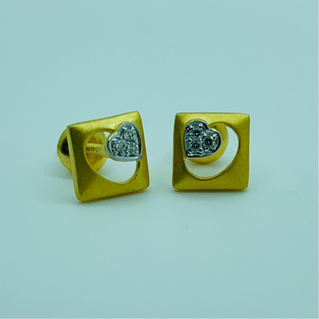 22 ct gold tops heart shape design by