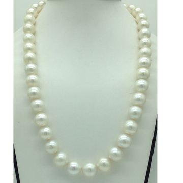 White Round South Sea Pearls Strand JPM0412