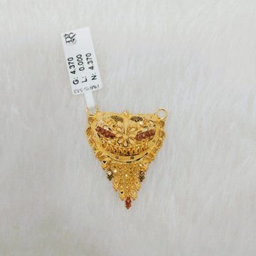 916 mangalsutra plain pendal pmps513