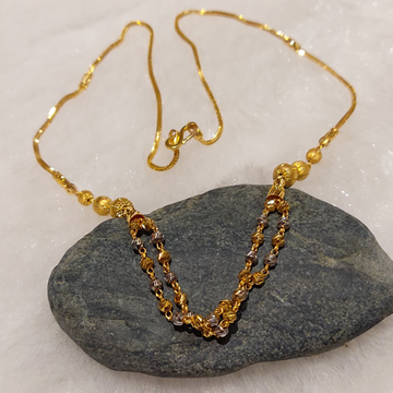 Chain Necklace Set by