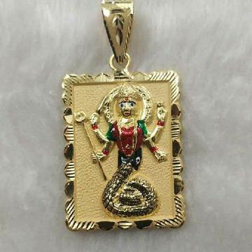 Naganeahvari Ma Gold Pendants