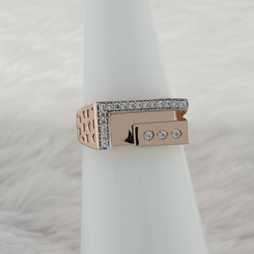 Gents ring by