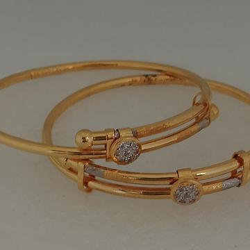 916 gold fancy beby copper kadali by Vinayak Gold