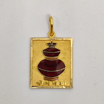 916 Gold Fancy Gent's Jog Maya Pandal