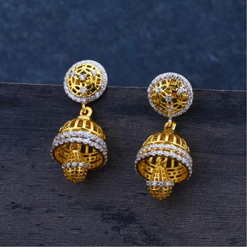 Ladies Jummar Earrings Fancy 92-LJE63