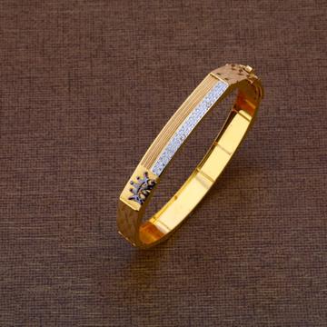 Gents modern bracelet 916 by