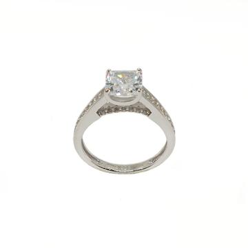 925 Sterling Silver Designer Ring MGA - LRS3487