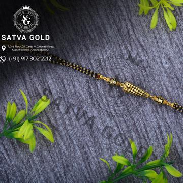 916 Gold Bracelet SGB 26