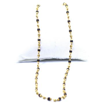 22KT / 916 Gold Tulsi Mala for women CHG0346