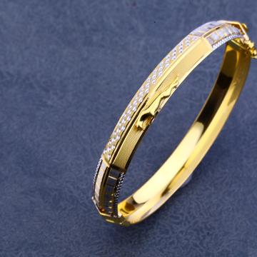 916 Gold Classic Hallmark kada MPLKB18