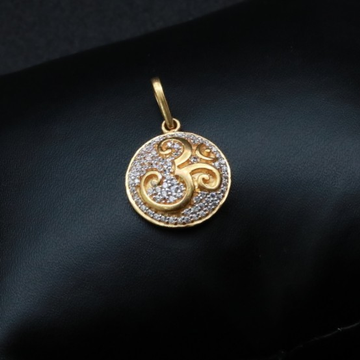 916 Diamond OM pendant PN4972