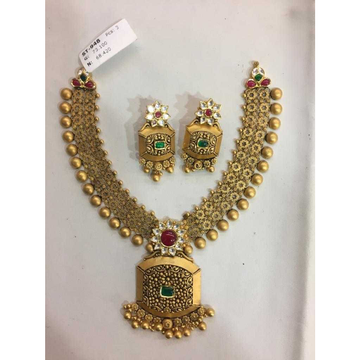 916 antique designer gold set