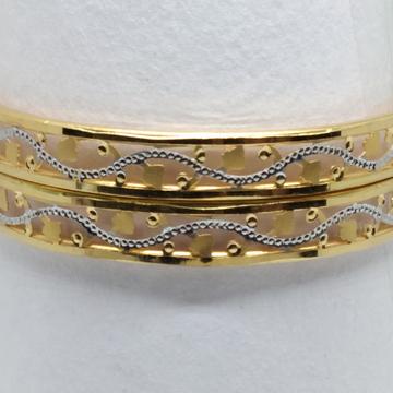 916 fancy kada type copper kadli latest by V.N. Jewellers