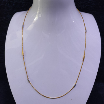 22KT/916   Yellow Gold Sremi  Chain GCH-198
