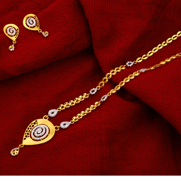 22ct Gold Classic   Chain Necklace CN128