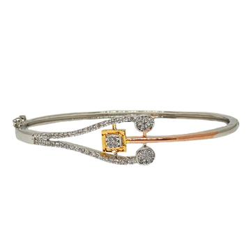 925 Sterling Silver Designer Bracelet MGA - BRS1827