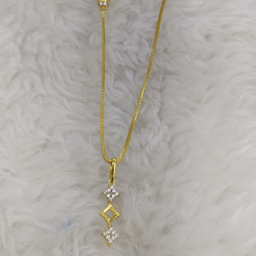 22kt Gold Antic Mangalsutra by
