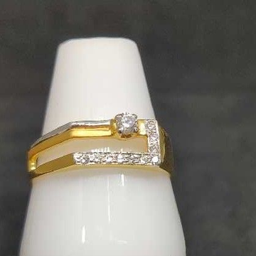 916 gold ring For Men NO-26501