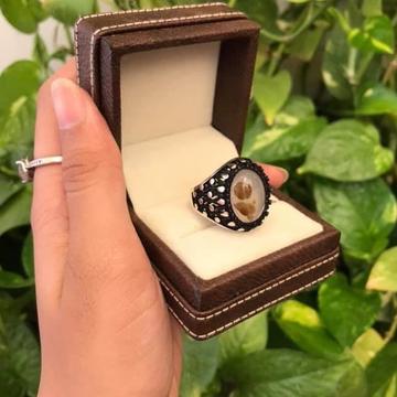 925 starling Silver Jents Ring RH-925J