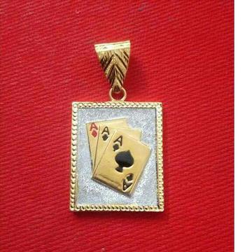 22K / 916 Gold Attractive Modern Pendant