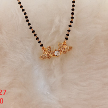 delicate mangalsutra by J.H. Fashion Jewellery