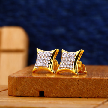 916 Gold Exclusive Mens Earring ME13