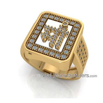 916 Gold Exclusive Gents Ring