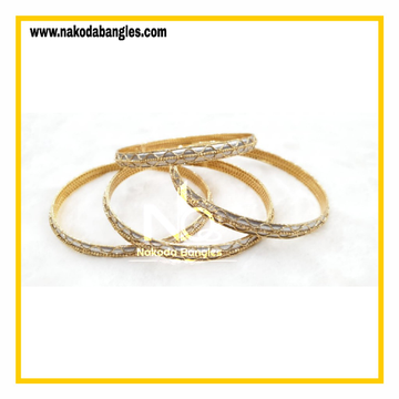 916 Gold Italian Bangles NB - 868