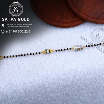 22KT Gold Bracelet SGB 48