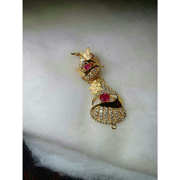 22KT Daily Wear Delicate Gold Pendant