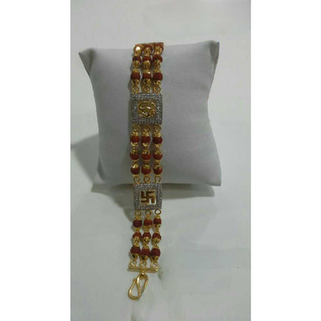 22k Gents Fancy Gold Rudraksh Lucky G-10153
