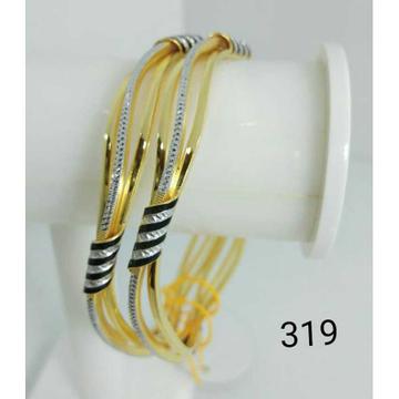 916 Gold Copper Stylish  Kadli