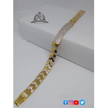 22 carat gold daimonds gents lucky RH-GL915