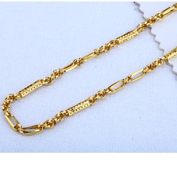 916 gold Classic Choco Chain MCH126