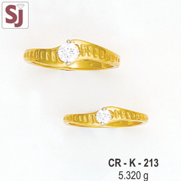 Couple Ring CR-K-213