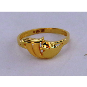 916 plain casting heart design ring by
