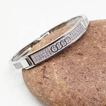 silver gents bracelets RH-GB857
