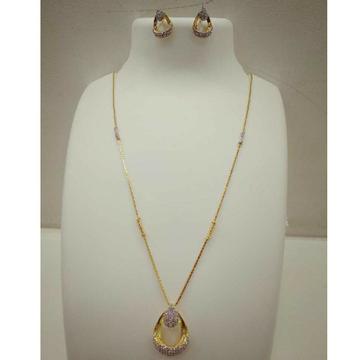 916 Gold Fancy Daily wear Dokiya Set