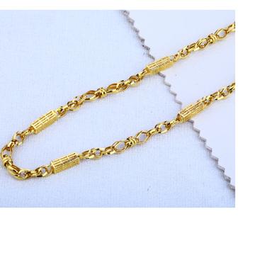 916 gold Hallmark Classic Choco Chain MCH130