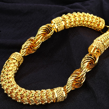 Mens Gold 22K Chain-MIC08