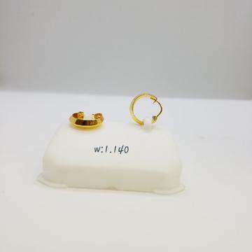 18ct gold salman bali NG-BN4834