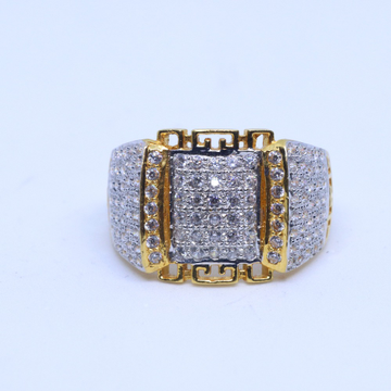 22KT / 916 Gold CZ Special Occasion RIng For Men GRG0018